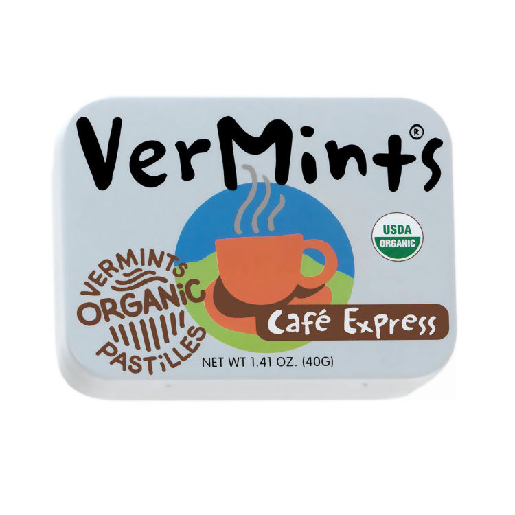 美国VerMints有机薄荷糖 咖啡口味 随时随地 保持口气清新