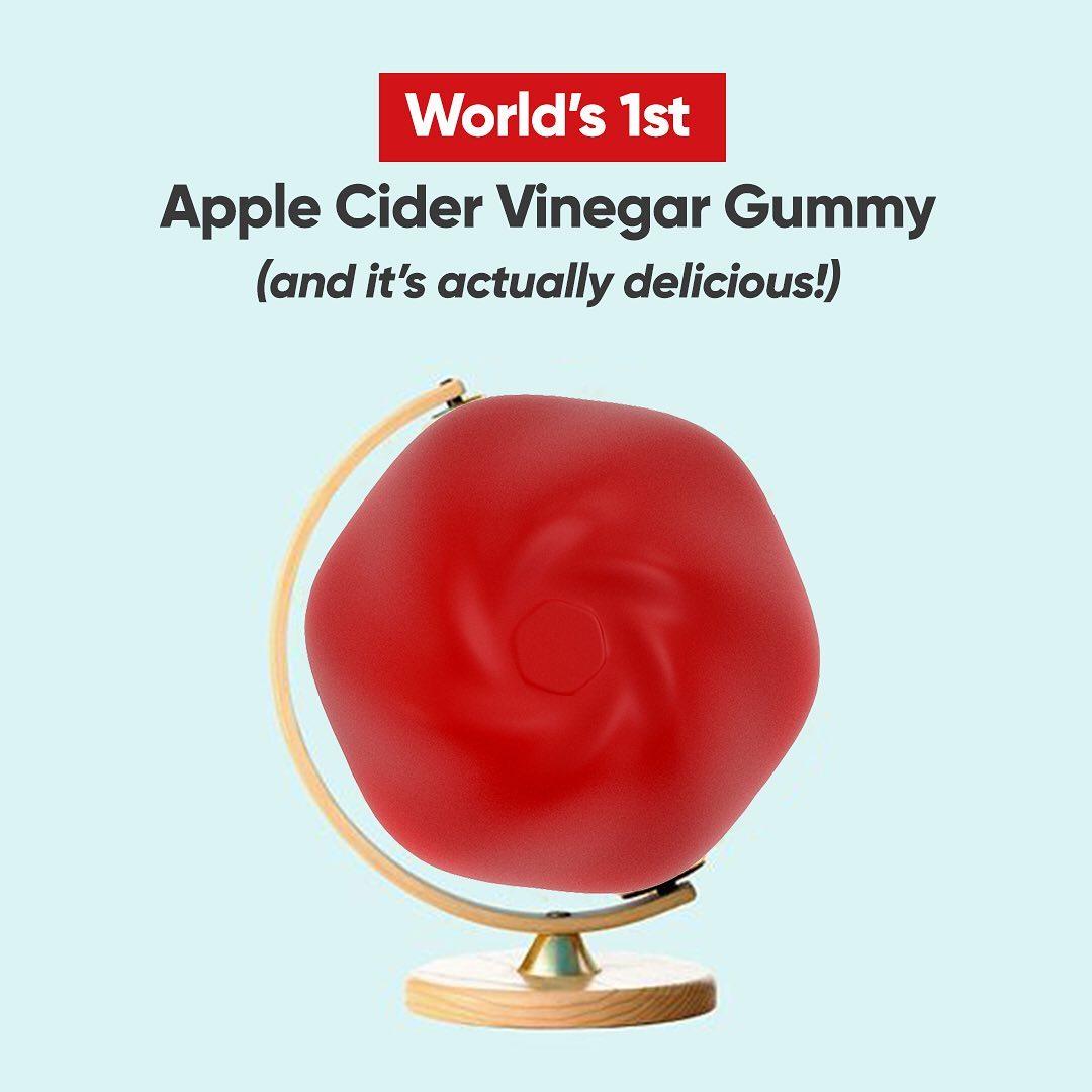 美国goli有机苹果醋软糖 60粒 美国亚马逊排毒减重类销量第一产品