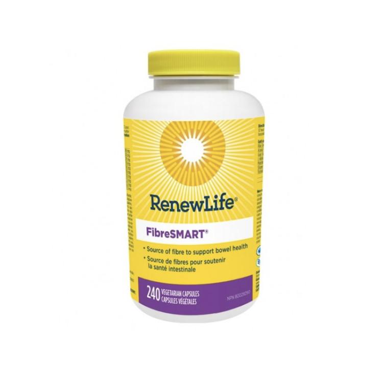 美国Renew Life天然养胃纤维素胶囊 助力减重 刮油必备