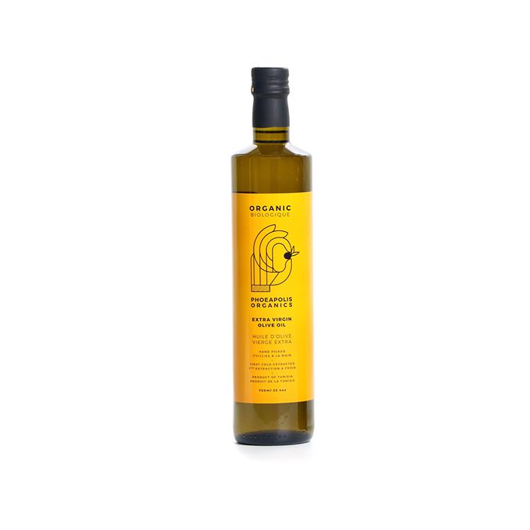 加拿大Phoeapolis Organics有机特级初榨橄榄油 750毫升