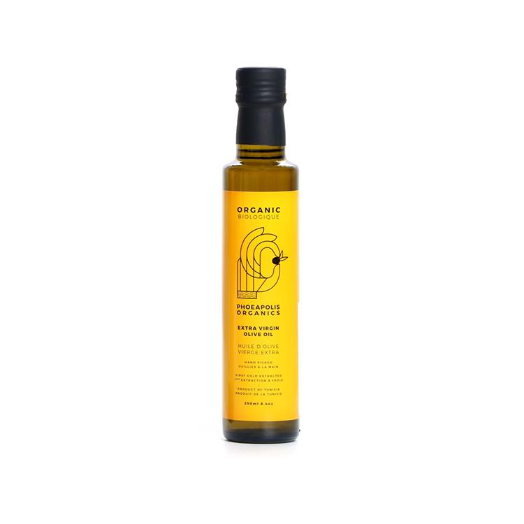加拿大Phoeapolis Organics有机特级初榨橄榄油 250毫升