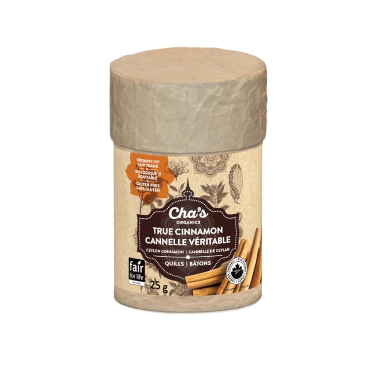 Cha's Organic, Turmeric Latte Instant Mix, 110g