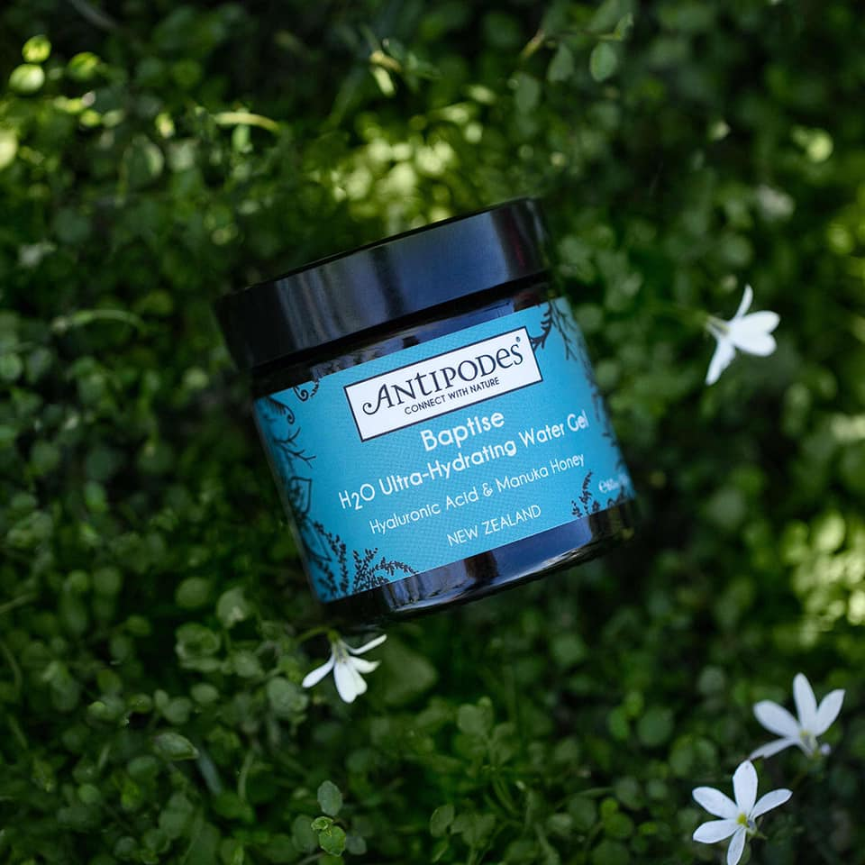 新西兰Antipodes安媞珀水凝霜礼盒 超级补水单品 正装水凝霜+精华+晚霜