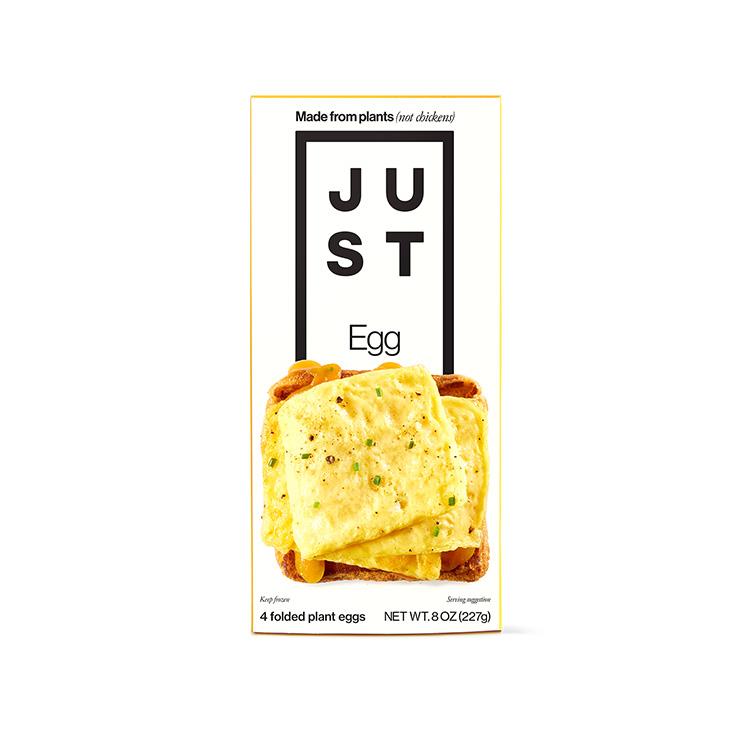 【自提产品】美国Just Egg皆食得植物蛋 健康高蛋白 低脂低卡 零胆固醇 减脂增肌必备